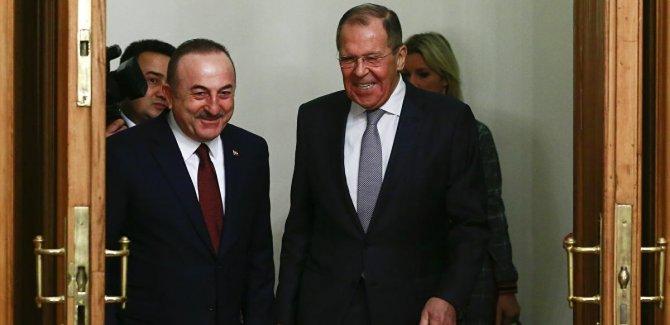 Lavrov ile Çavuşoğlu yarın Katar'da bir araya gelecek