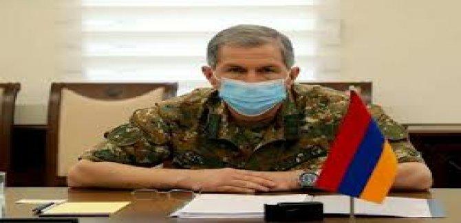 Ermenistan'da Genelkurmay Başkanı'nın görevine son verildi