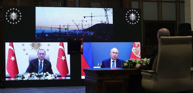 Cumhurbaşkanı Erdoğan:Türkiye'yi nükleer enerji sahibi ülkeler ligine katacağız