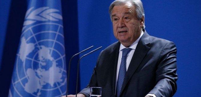 BM: Dünya Suriye'deki yıkımı ve dökülen kanı izliyor