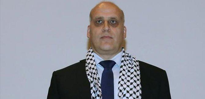 İsrail askerlerinin müdahalesinde Filistinli bakan yaralandı