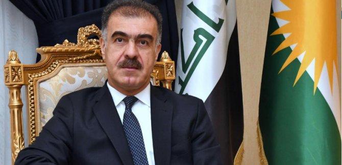 Sefîn Dizeyî: Em rêz li serweriya Îran, Tirkiye û Sûriyê digirin