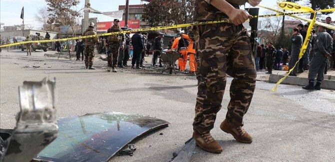 Afganistan'da bomba yüklü araçla saldırı: 8 ölü, 53 yaralı