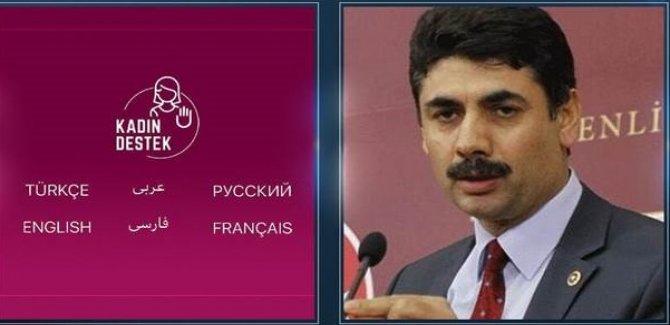 AK Parti'li vekilden KADES'e 'Kürtçe' eleştirisi: O dili konuşanları yok saymaktır