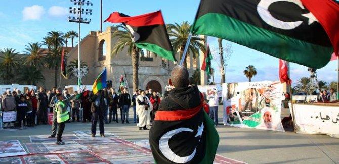 BMGK: Yabancı askerler Libya'dan çekilsin