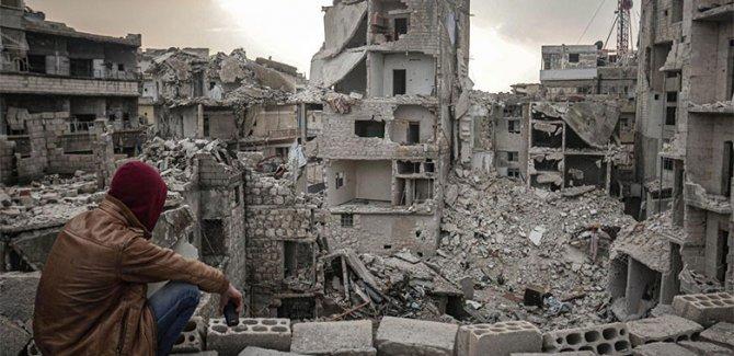 Suriye'de 10 yıldır iç savaş var