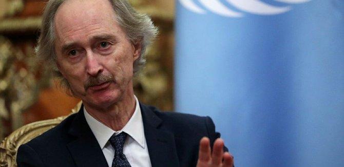 BM'den Suriye için yeni çözüm formatı önerisi