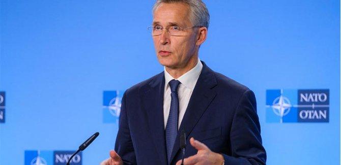 NATO: Karadeniz'deki varlığımızı artırıyoruz