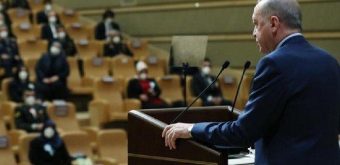 Cumhurbaşkanı Erdoğan, 'andımız' tartışmalarına ilişkin konuştu