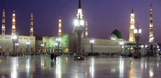Ramazanda teravih namazları Mescid-i Nebevi'de kılınabilecek