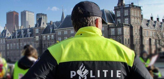 Hollanda Parlamentosunda bomba alarmı