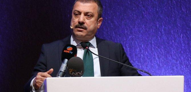 Merkez Bankası Başkanı'ndan 'yüksek faiz' açıklaması