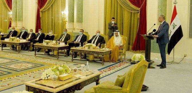 Kazimi: Kürdistan Bölgesi ile ilişkilerimiz altın çağında