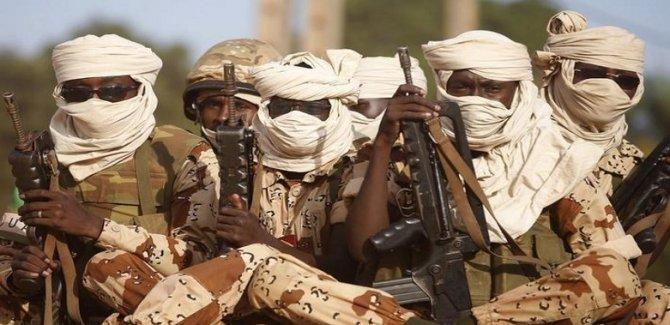 Boko Haram'a operasyon için gönderilen askeri uçak kayboldu