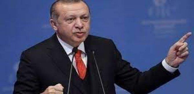 Erdoğan'dan Montrö bildirisi tepkisi: Bunların hepsi CHP merkezlidir