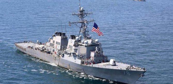 Rusya: ABD savaş gemileri Montrö'ye uymalı