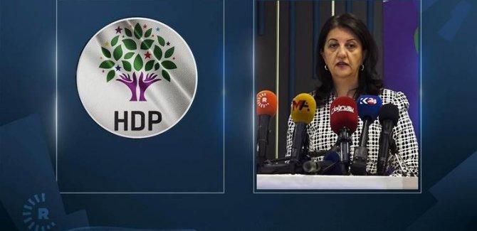 Buldan'dan mesaj: HDP olarak tüm fedakârlıklara hazırız