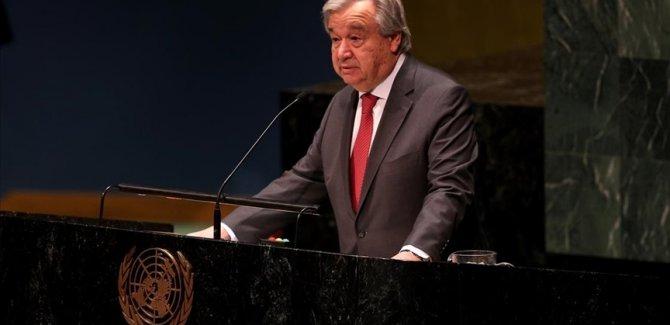 BM Genel Sekreteri Antonio Guterres'ten ramazan mesajı