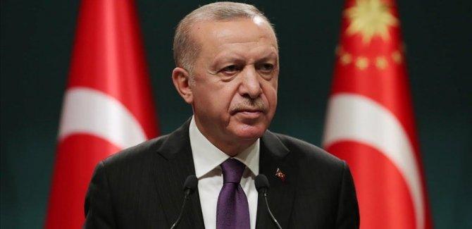Erdoğan: Kanal İstanbul'un Montrö ile alakası yok