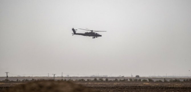 Amerika IŞİD'i Petrol Sahasına Taşıyor