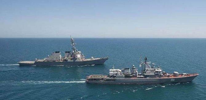 ABD Karadeniz'e gemilerini göndermekten vazgeçti