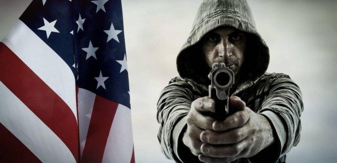 Amerika'da silahlı şiddet, bir salgın
