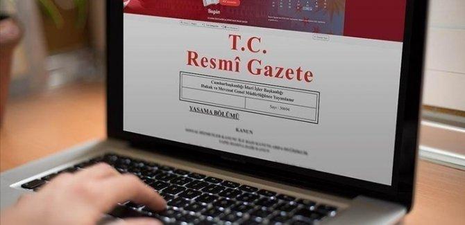 'Güvenlik soruşturması' Resmi Gazete'de yayınlanarak yasalaştı