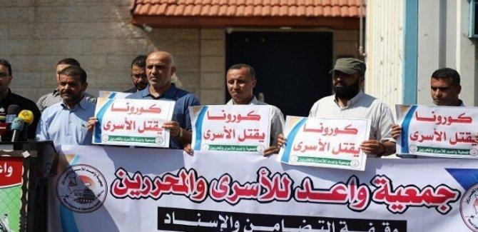 Siyonist Rejim Zindanlarında 4 Bin 500 Esir Bulunuyor