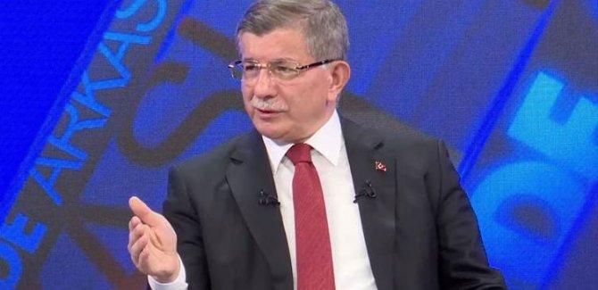 Davutoğlu: Ben konuşsam AK Parti iktidar yüzü görmezdi