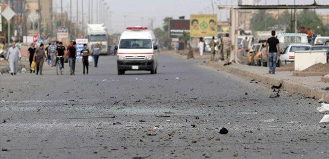 Beled Askeri Üssü'ne roket saldırısı: 2 yaralı