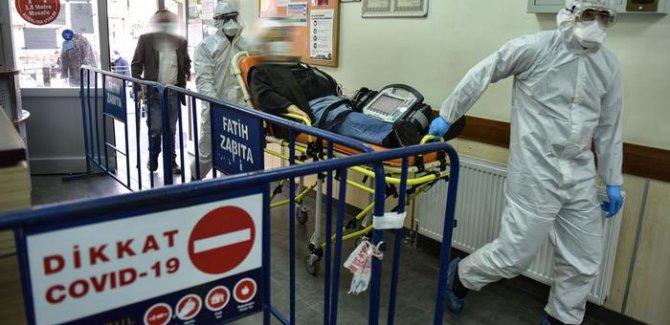 Türkiye'de koronavirüs nedeniyle 348 kişi hayatını kaybetti
