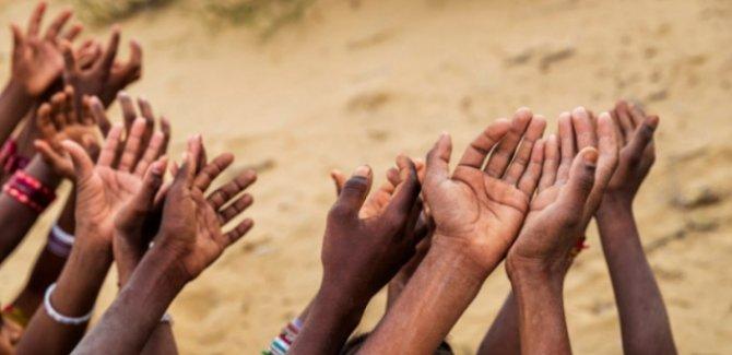Milyonlarca insan açlıktan ölme tehlikesiyle karşı karşıya