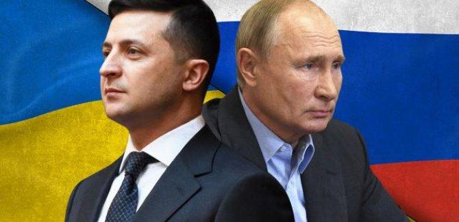 Ukrayna Devlet Başkanı Zelenskiy'den Putin'e görüşme teklifi