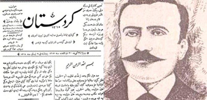 Kürt gazeteciliği 123 yaşında