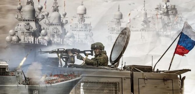 Rusya büyük tatbikata başladı