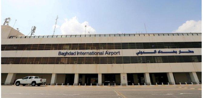 Bağdat Havalimanı'na füze saldırısı