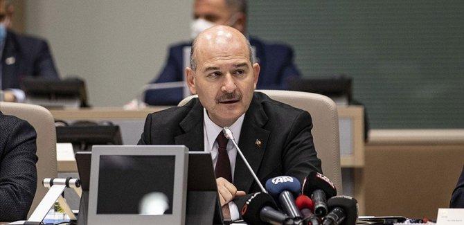 Bakan Soylu: Thodex'in kurucusunun bankalardaki 31 milyon lirasına el konuldu