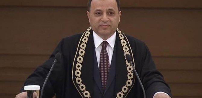AYM Başkanı Arslan: Hukuk sistemimiz gözden geçirilmeli