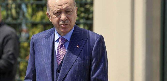 Erdoğan: Mısır halkını zorla Yunan halkıyla birlikte görmek bizi üzer