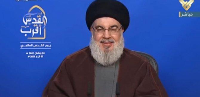 Nasrallah Filistin Direniş Gruplarından Ricada Bulundu