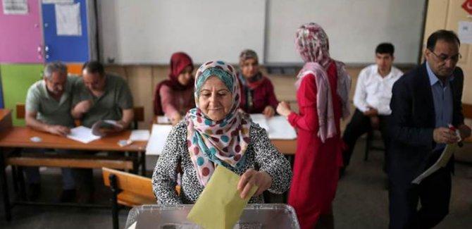 AK Parti'den uzaklaşan Kürt seçmenin oranı yüzde 25