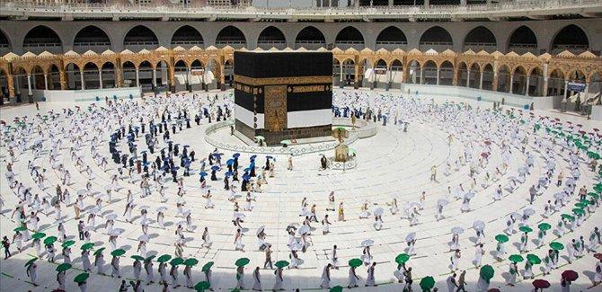 Suudi Arabistan'dan hac ibadeti duyurusu