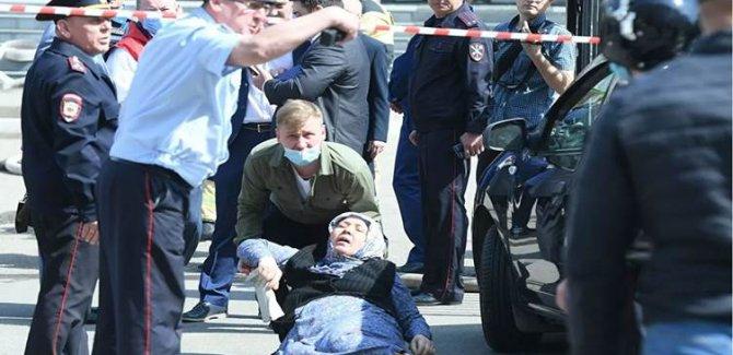Tataristan'da okula silahlı saldırı: 11 ölü 30 yaralı