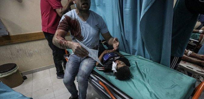 Siyonist İsrail'in Gazze'ye saldırısında şehit sayısı 24'e yükseldi