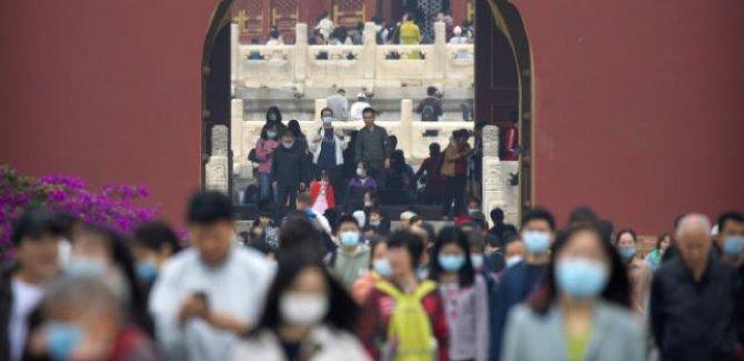Çin nüfusundaki artış yavaşladı