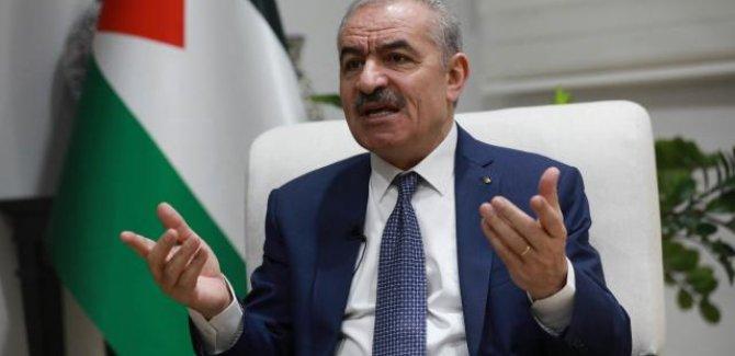 Filistin Başbakanı Iştiyye: İsrail, insanlık suçu işliyor