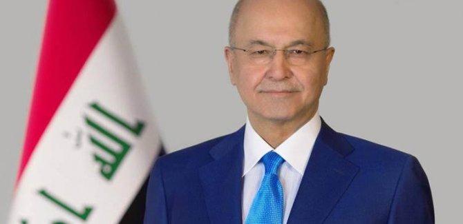 Berhem Salih'ten Mahmud Abbas'a: Filistin halkının yanındayız
