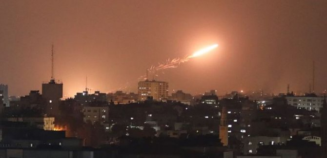 Hamas: İsrail'e 130 roket ile saldırdık