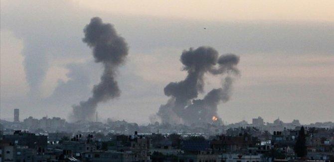 Siyonist İsrail Zehirli Gaz Kullanıyor