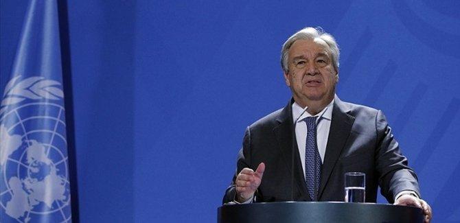 BM'den Saçma çağrı: Müzakerelere dönün